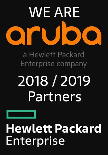 aruba partners 2018 2019